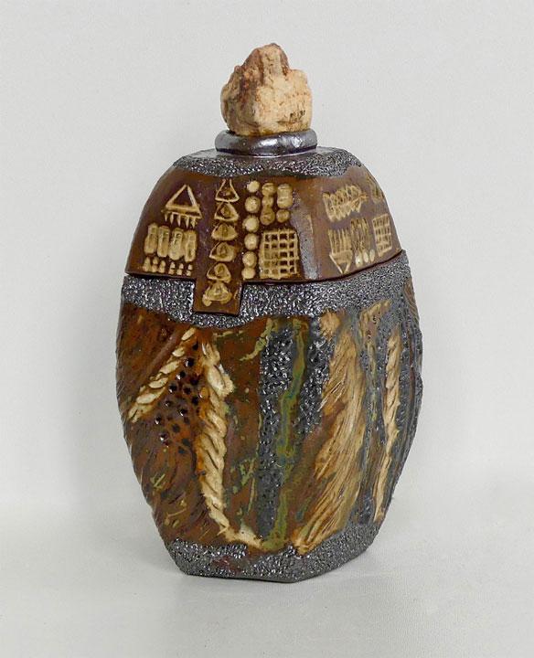 Boîte céramiques écritures anciennes cunéiforme