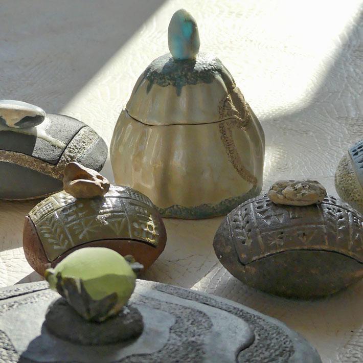 Céramique objet ou technique de céramiste