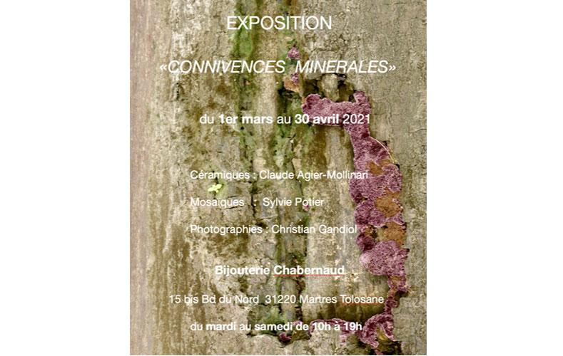 even-claude-agier-mollinari-expo-connivences-minerales