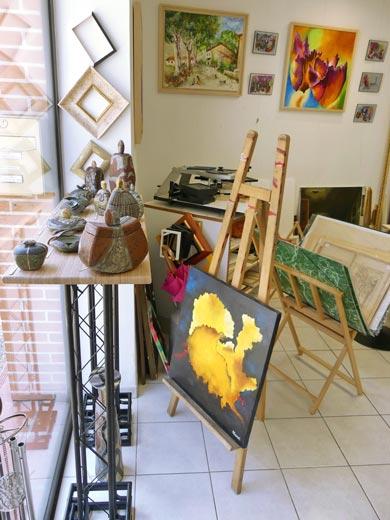 Claude Agier Mollinari Art Graulhet 2021