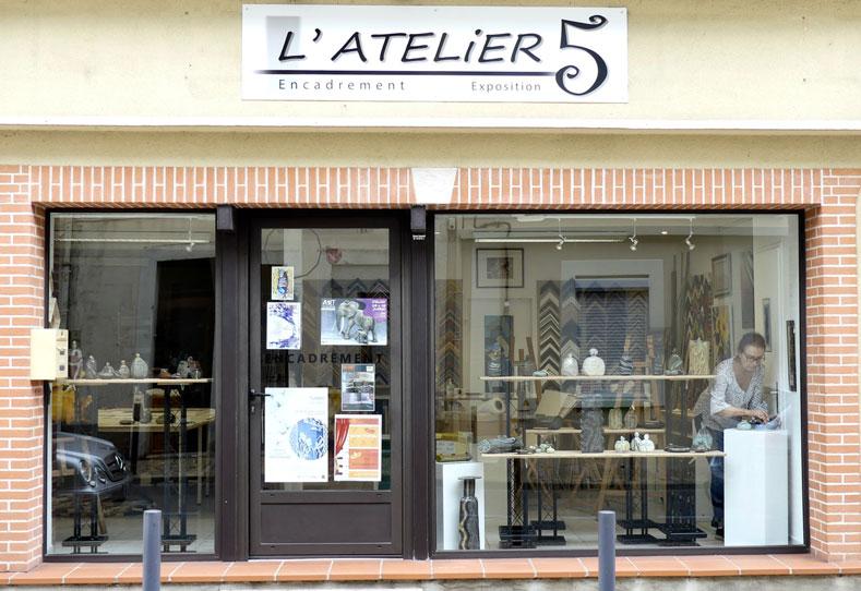 Claude Agier Mollinari Atelier 5 Graulhet