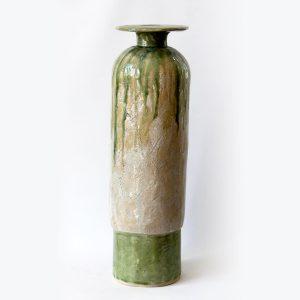 Vase paysage « Hommage à H.C »