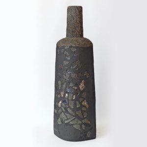 Grand vase paysage « Mat »