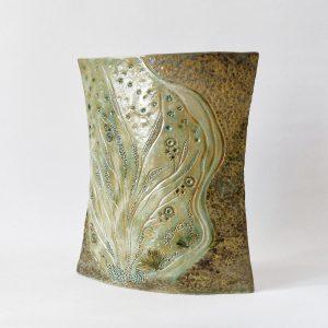 Vase paysage flacon